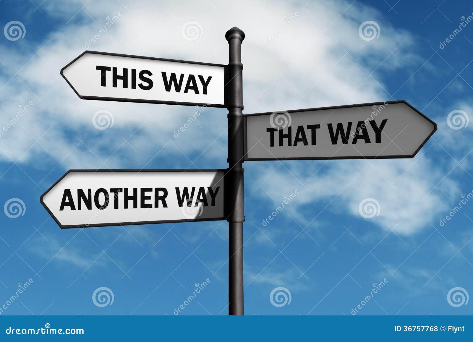 哪个方式去?