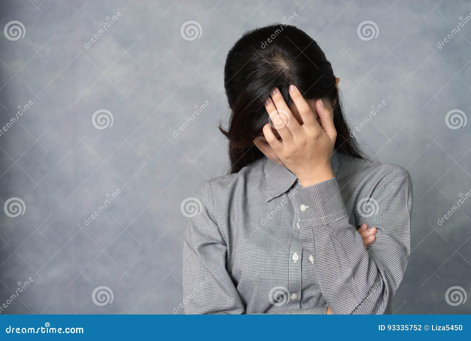 哭泣的妇女