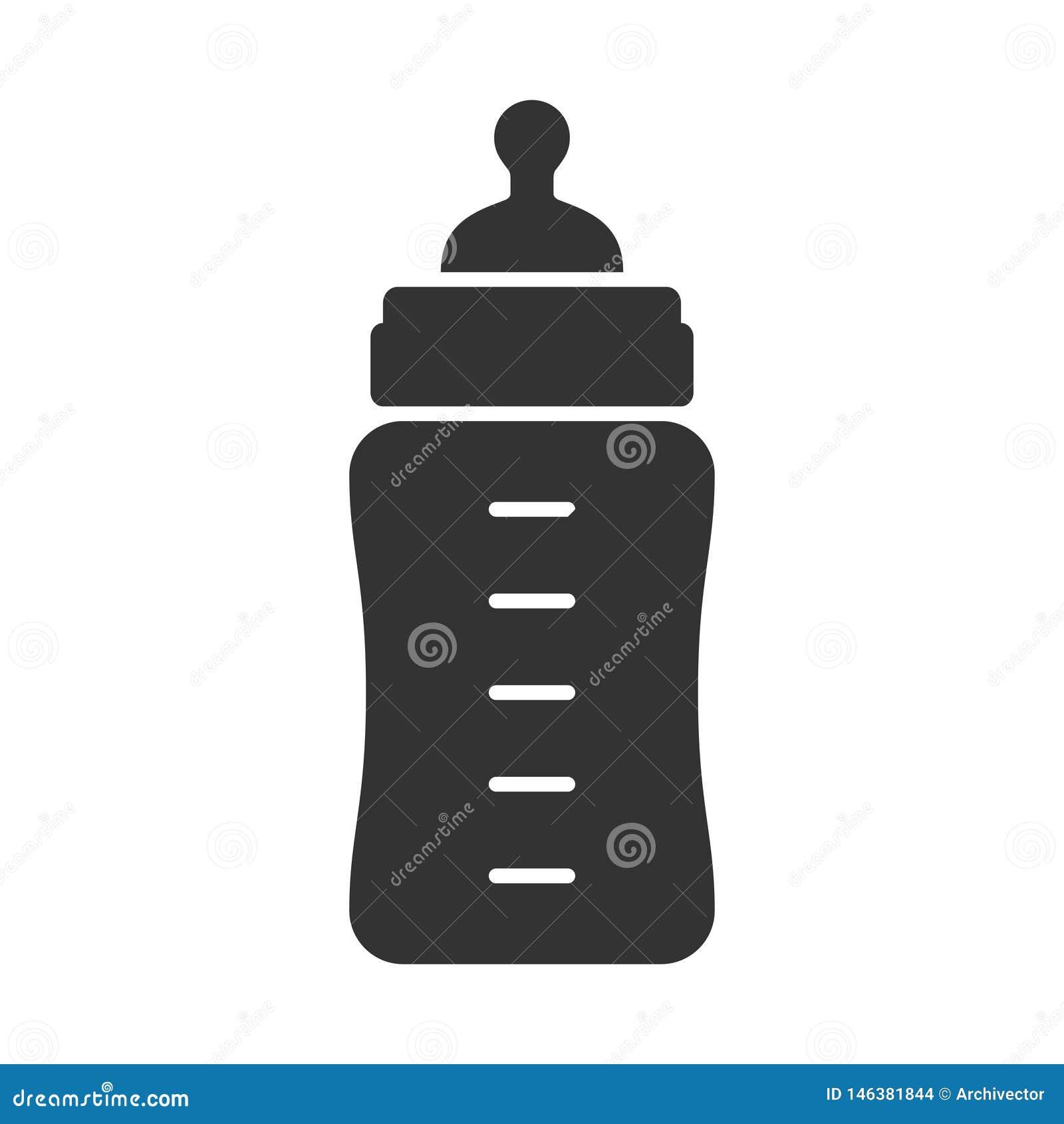 哺养的孩子的瓶