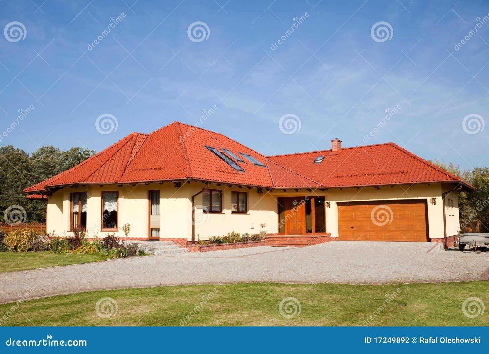 唯一大系列的房子
