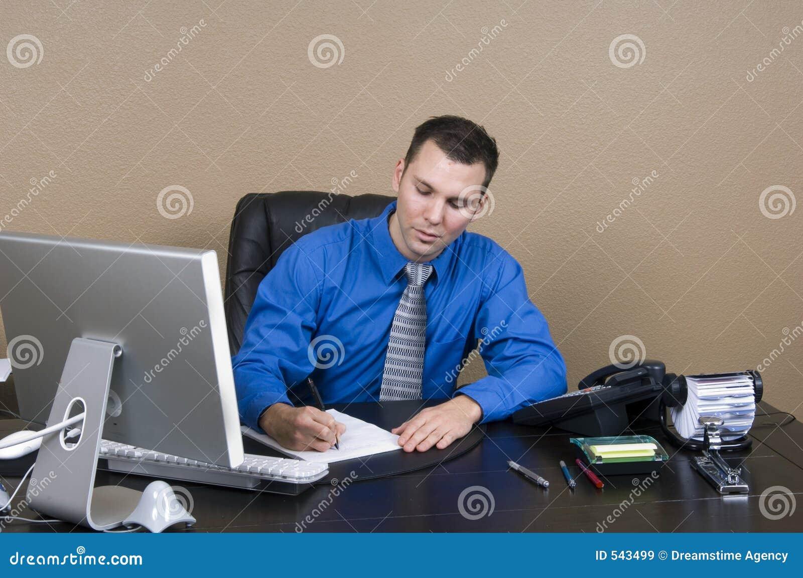 Download 商业他的人办公室 库存图片. 图片 包括有 商业, 电话, 通信, 对话, 远程, 工作, 购买权, 白种人 - 543499