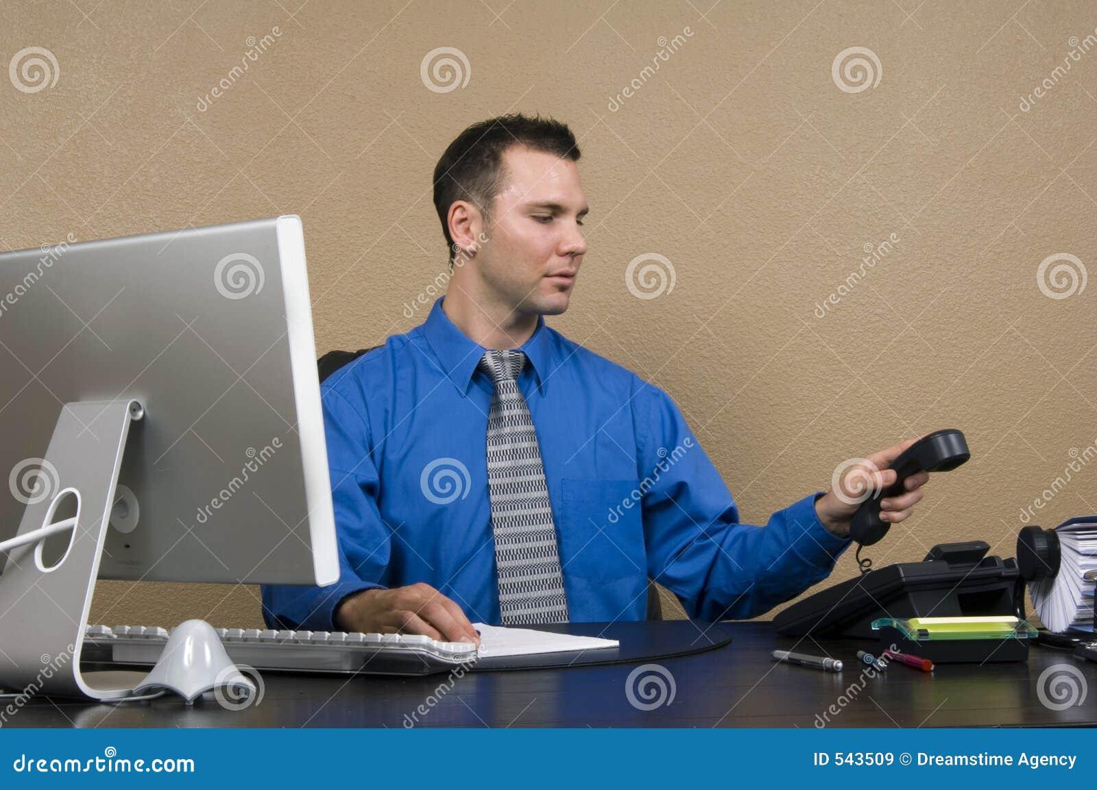 Download 商业他的人办公室 库存图片. 图片 包括有 白种人, 执行委员, 职员, 商业, 对话, 交谈, 服务台, 计划 - 543509