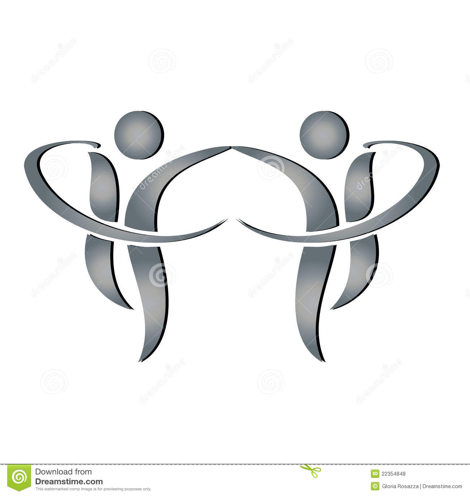 商业判断徽标小组