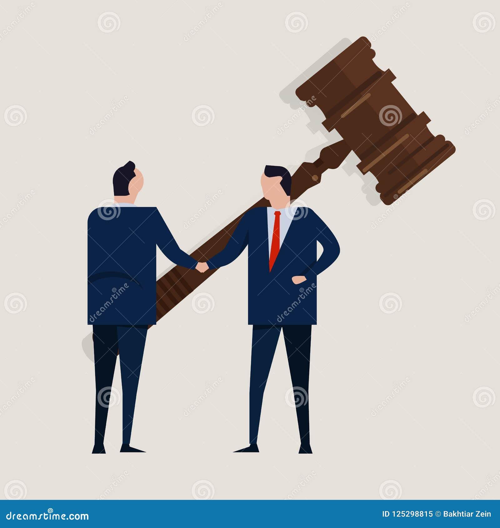 商业法法律合同人协议常设握手佩带的随员正式与大惊堂木解决法院