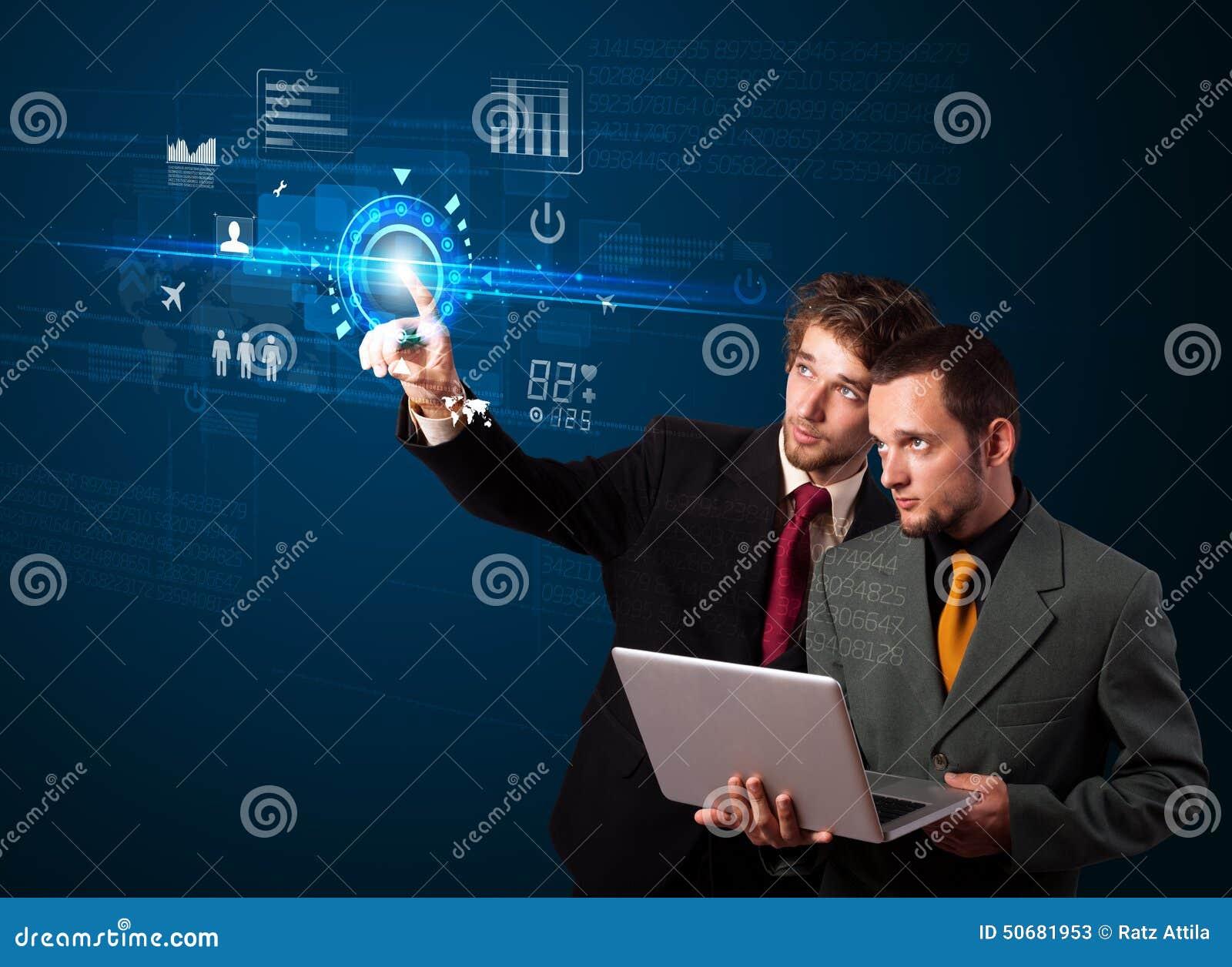Download 年轻商人感人的未来网技术按钮和 库存图片. 图片 包括有 邮件, 填充, 媒体, 连接数, 通信, 背包 - 50681953