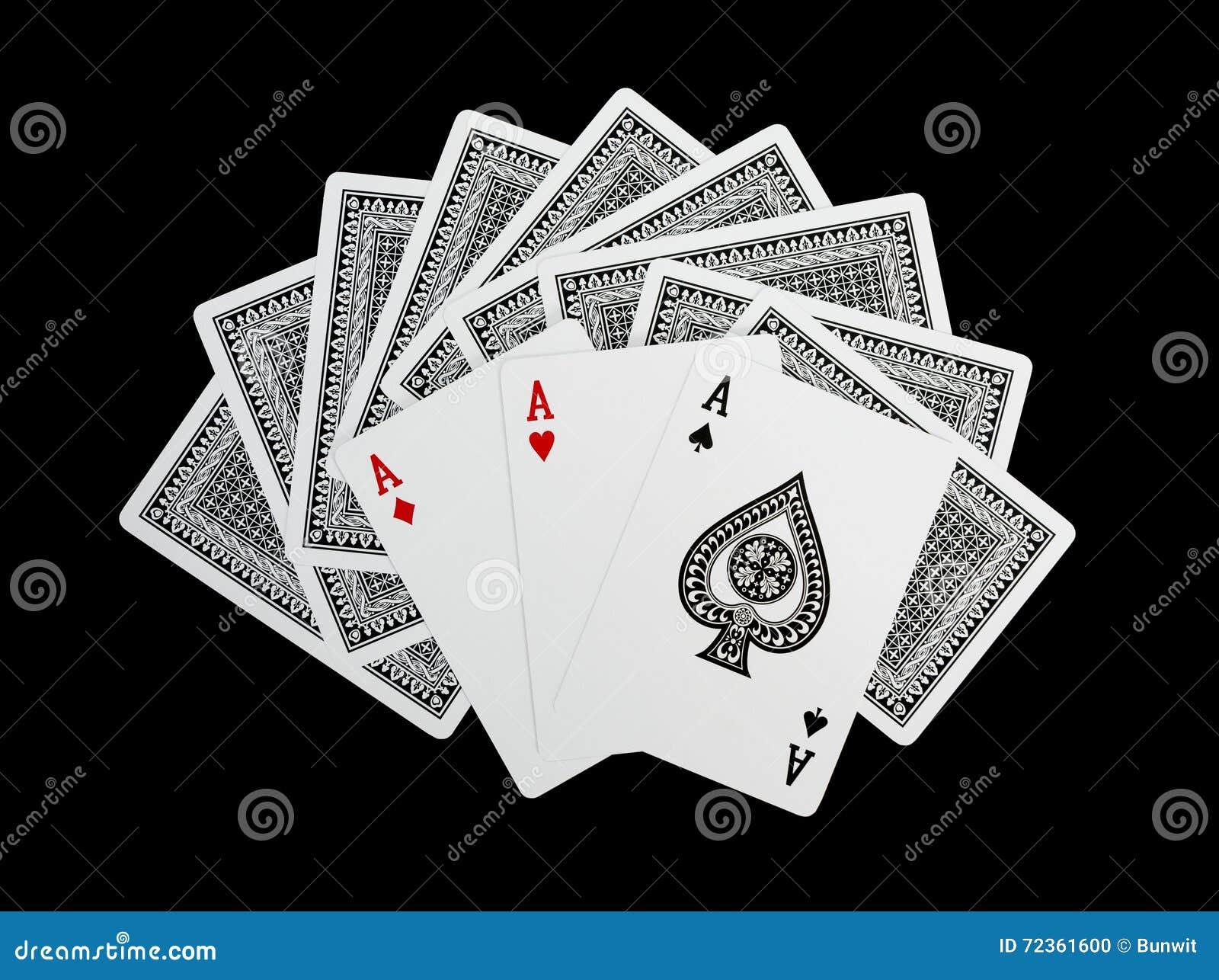 啤牌卡片,三一点