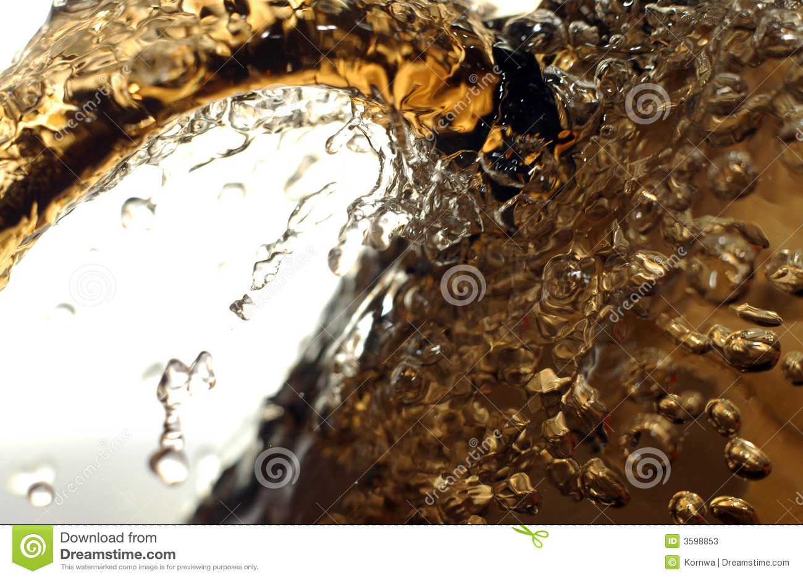 啤酒新鲜的冰