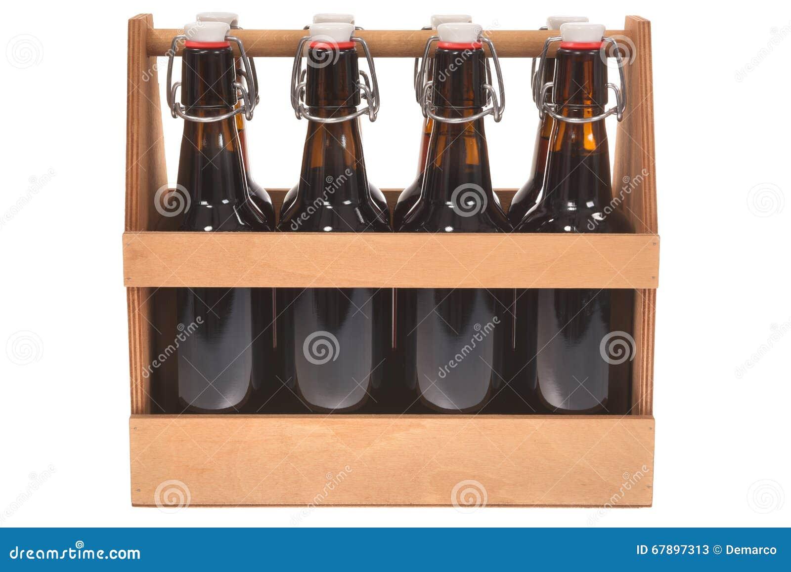 啤酒条板箱