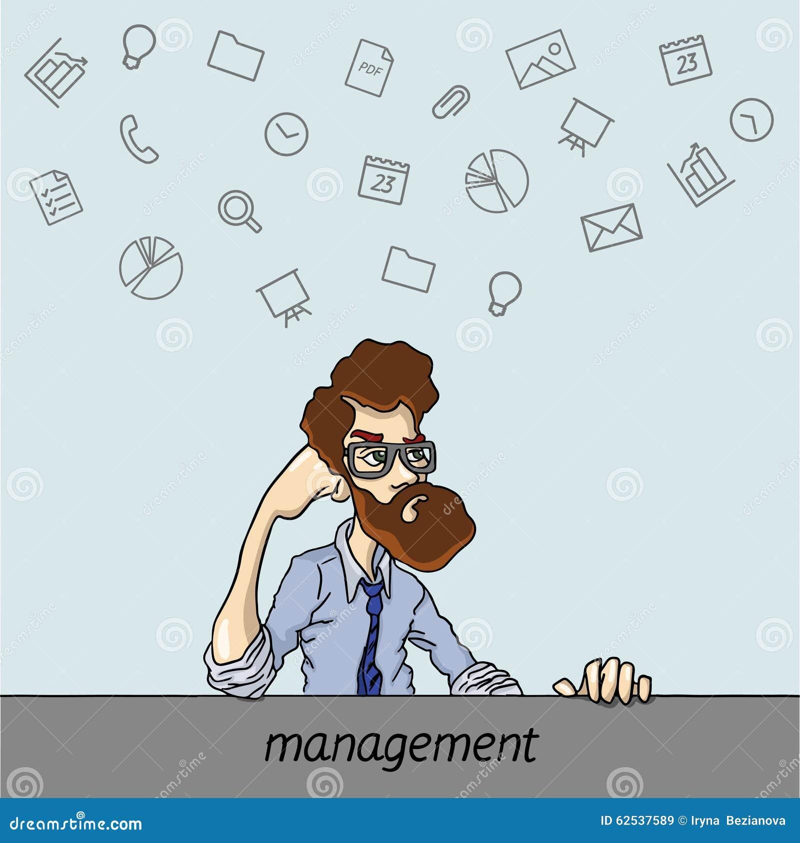 喜爱的节目和工具经理项目,企业分析家
