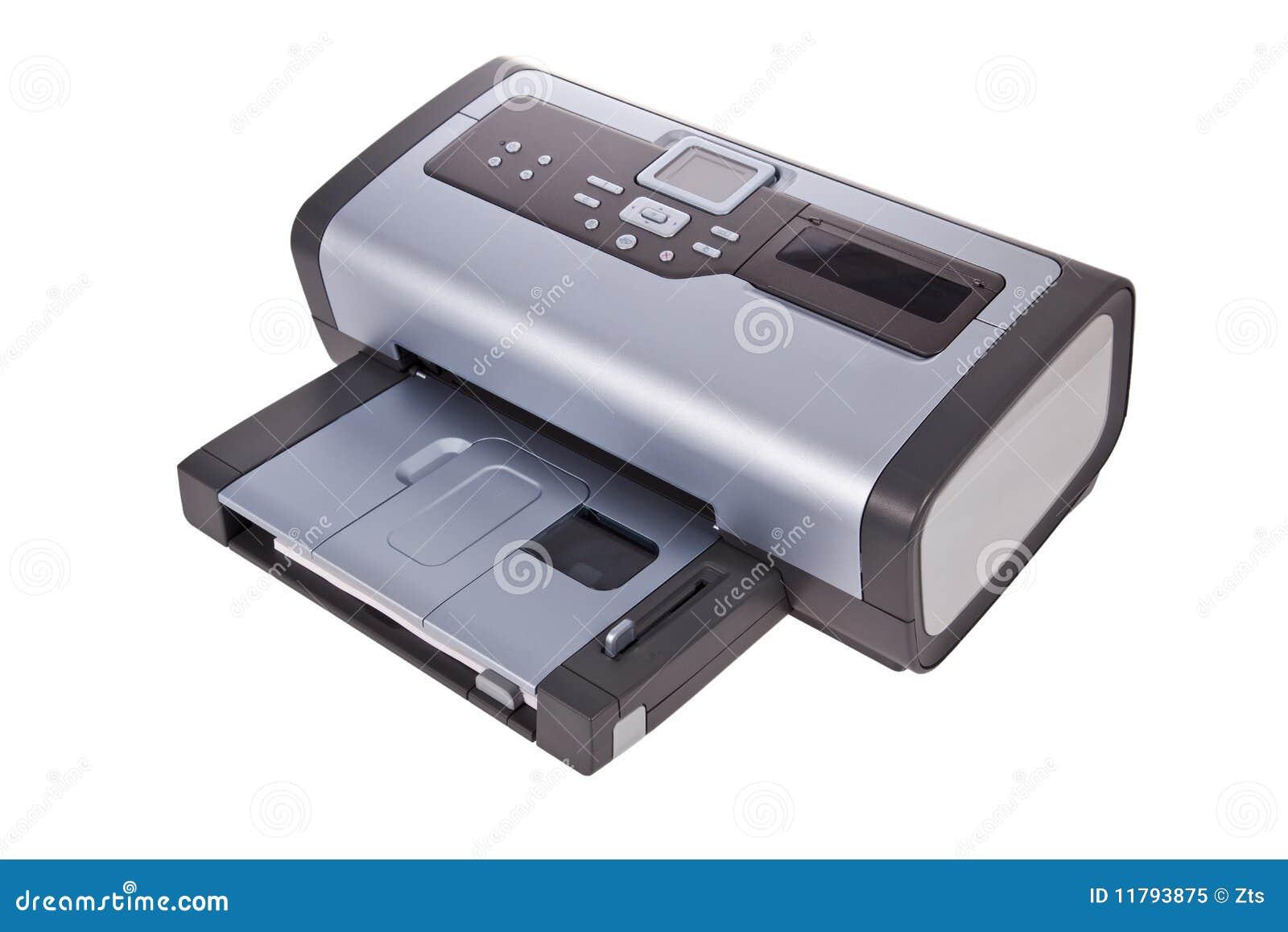 喷墨机查出打印机白色
