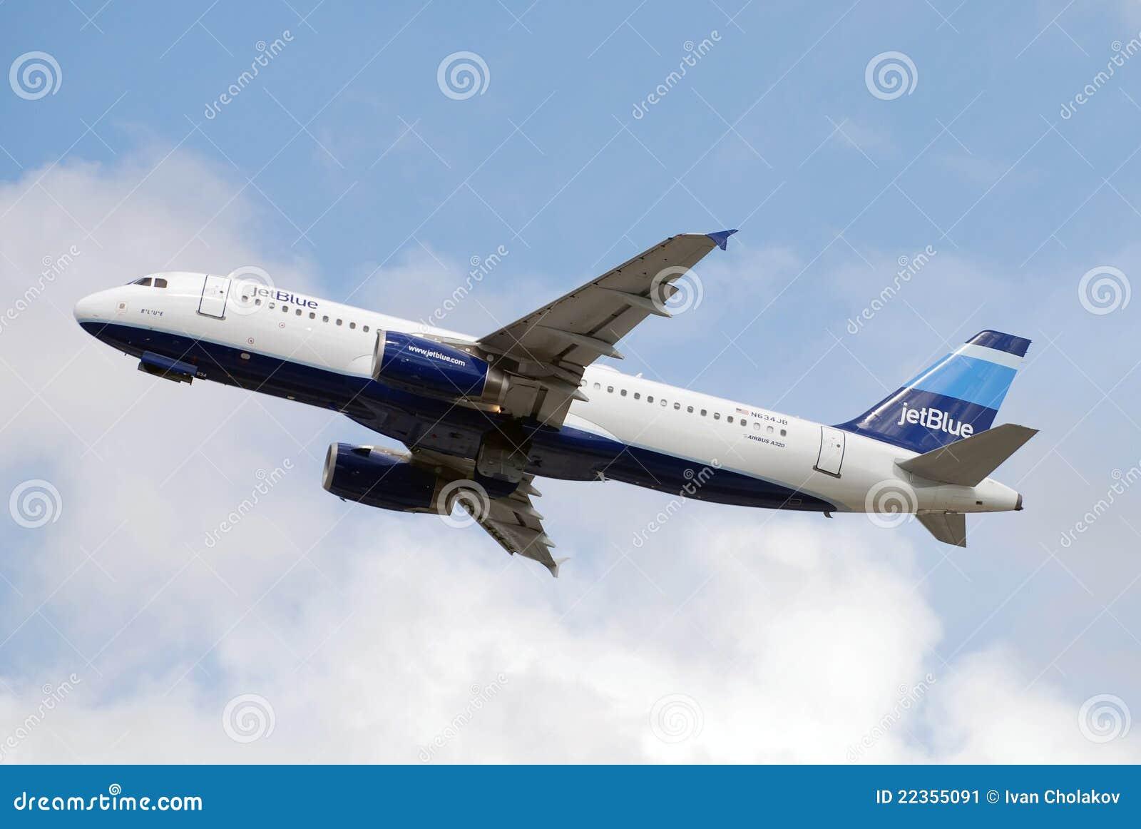喷气机jetblue乘客