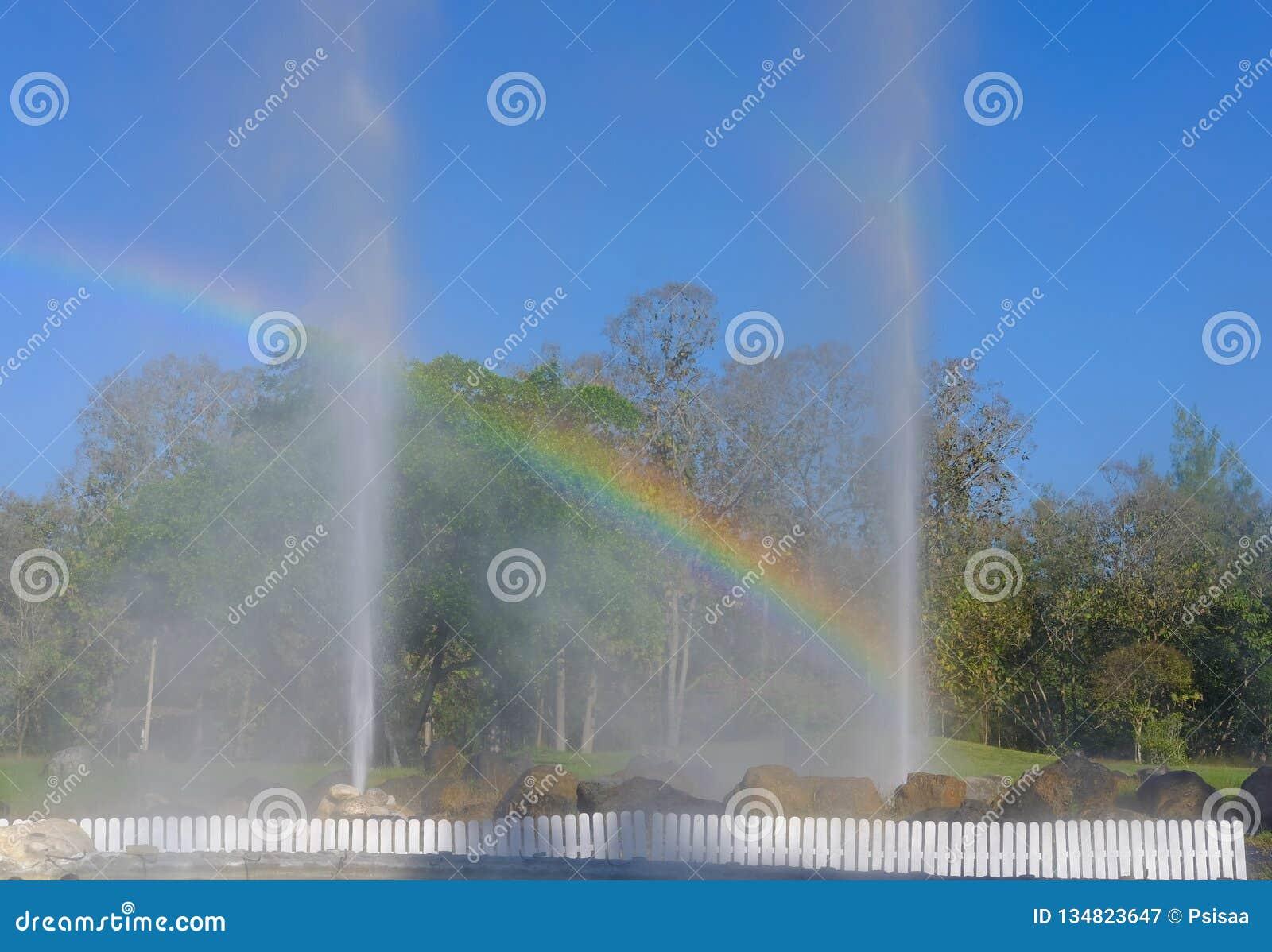 喷泉爆发 E