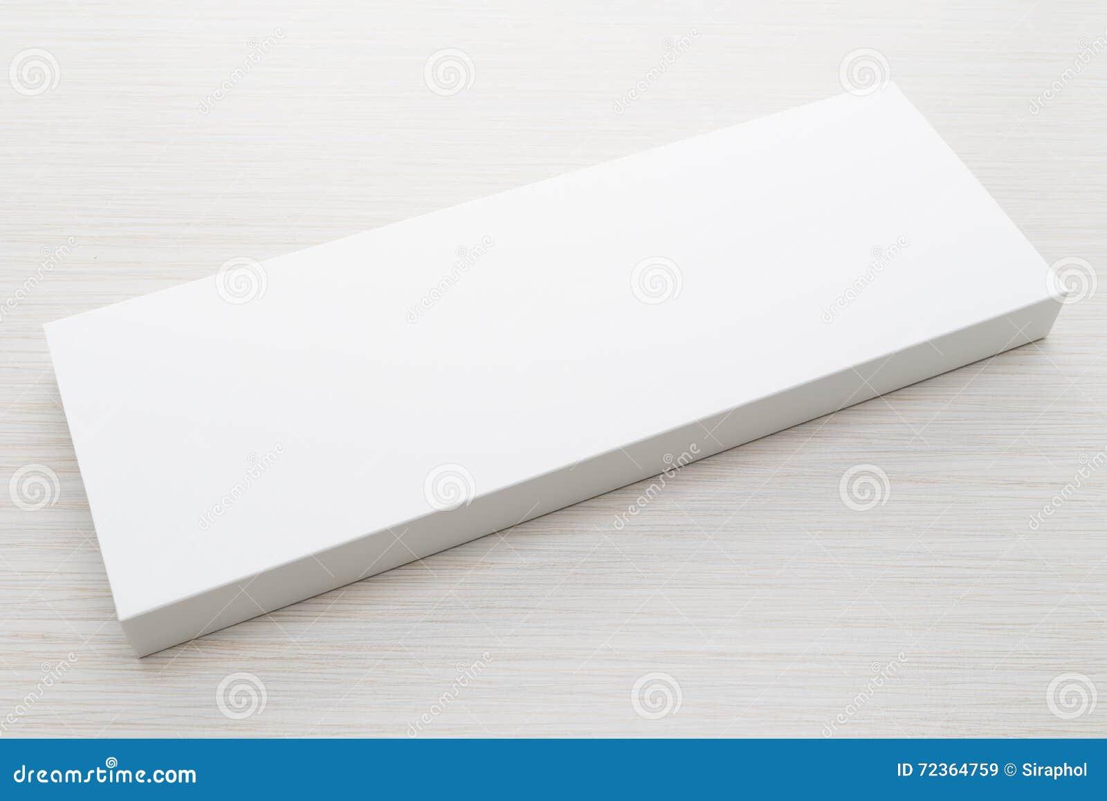 嘲笑的白色箱子