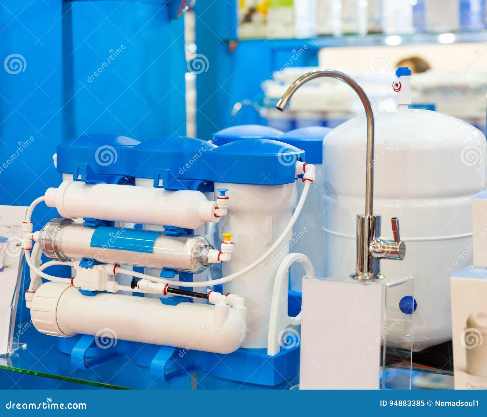 滤水器系统或渗透作用,水洗净