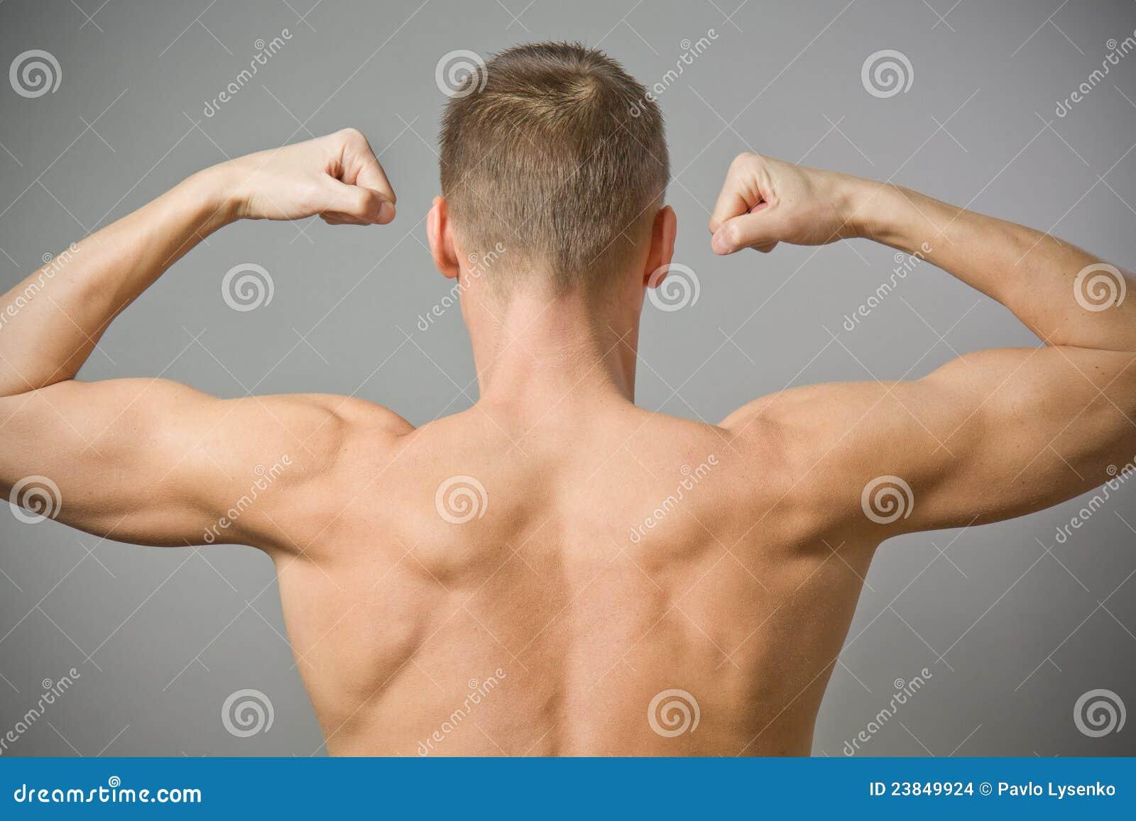 回到人肌肉性感