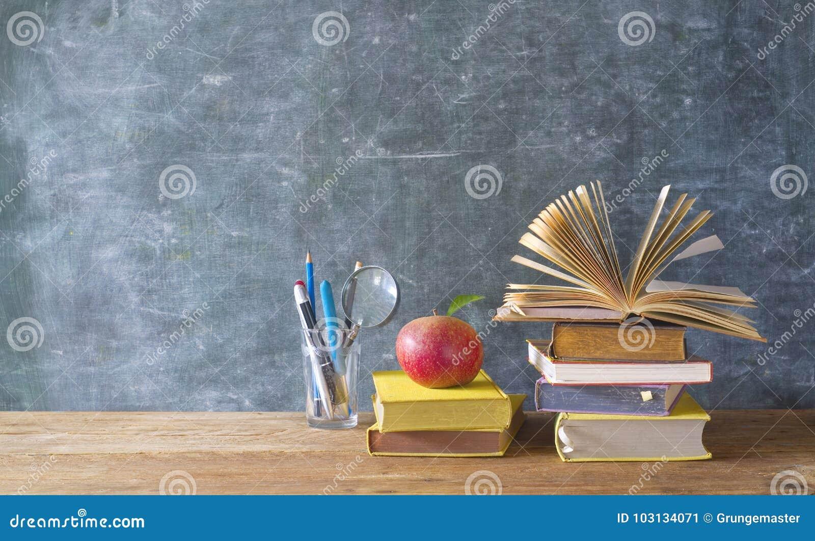 回到学校和教育供应