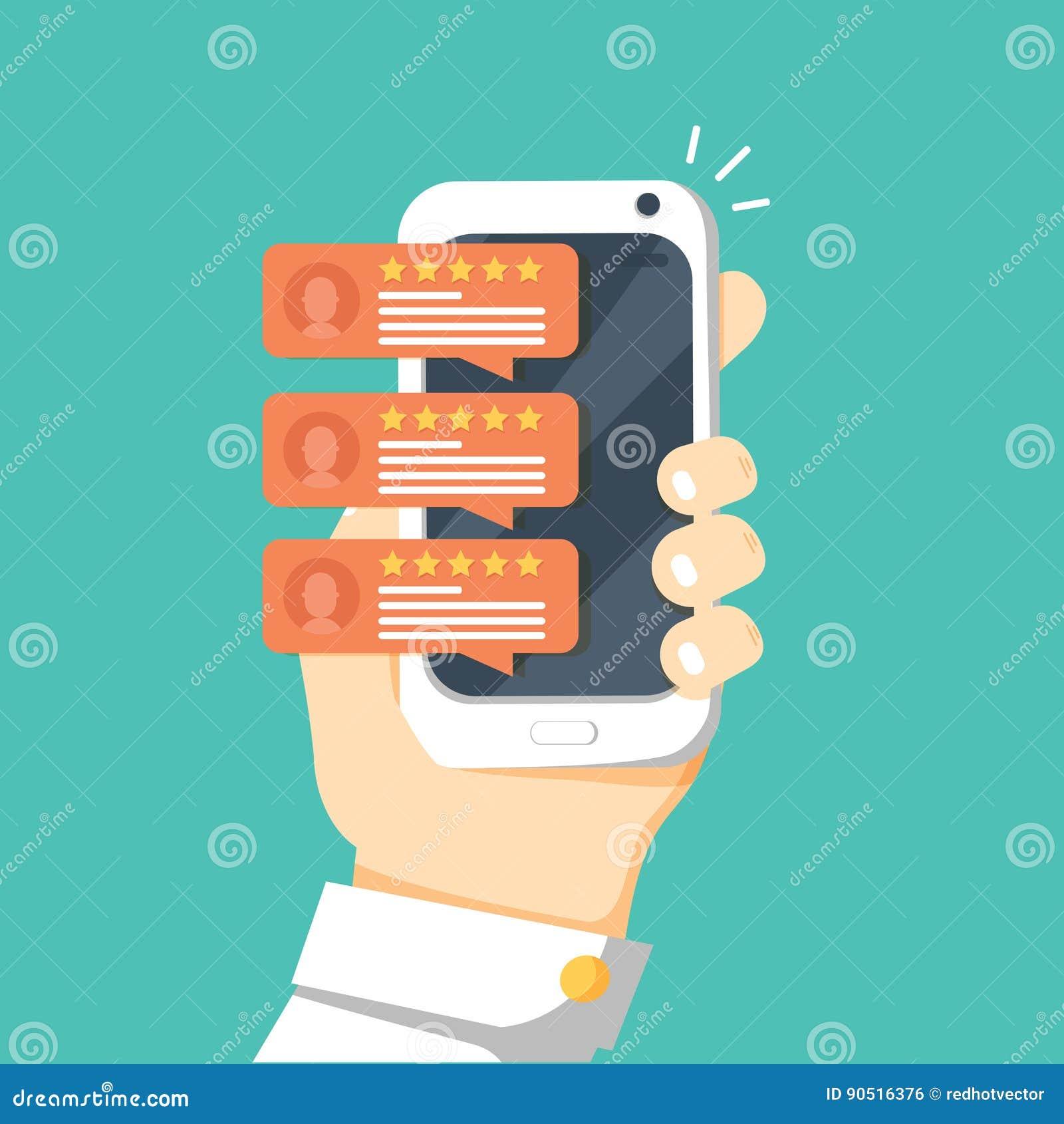 回顾规定值在手机传染媒介例证的泡影讲话,与好平的样式智能手机回顾星