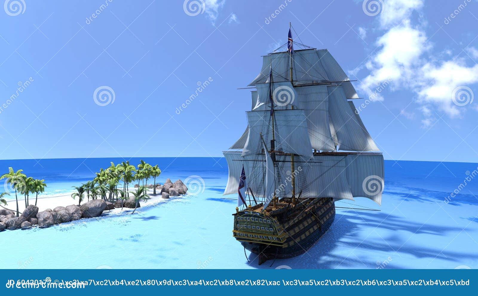 因为背景是蓝色的小船小船可能棍打浮动旅馆图象略写法海洋红色风船航行风帆被传统化的使用的通知游艇黄色的黑暗的等标志