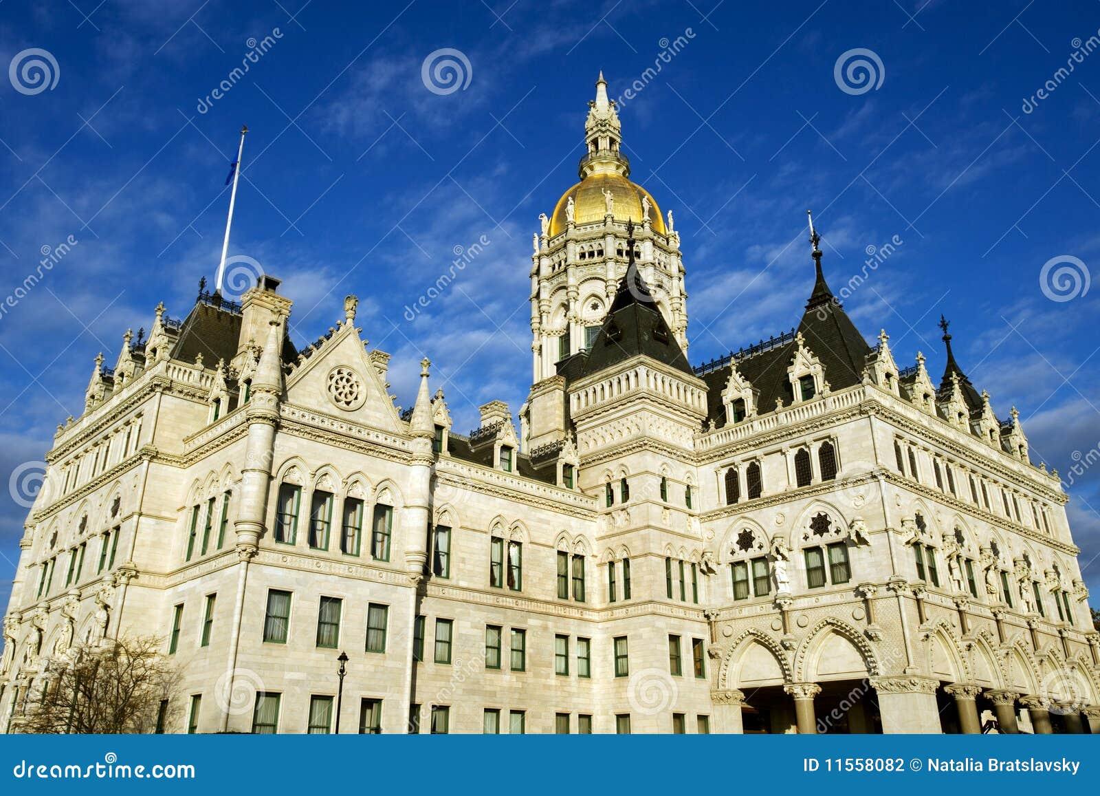 国会大厦ct哈特福德状态