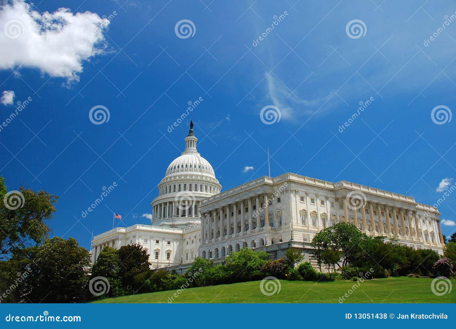 国会大厦dc我们华盛顿