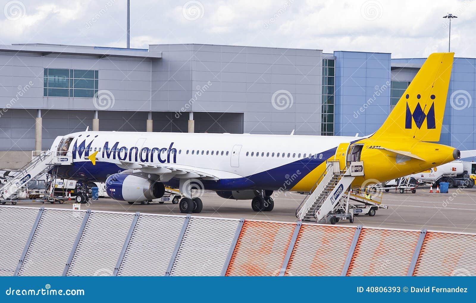 国君航空公司飞机在机场