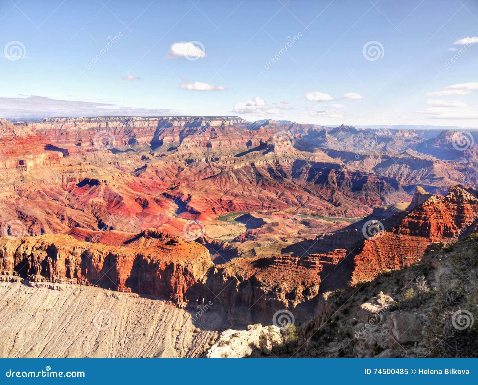 国家公园,大峡谷