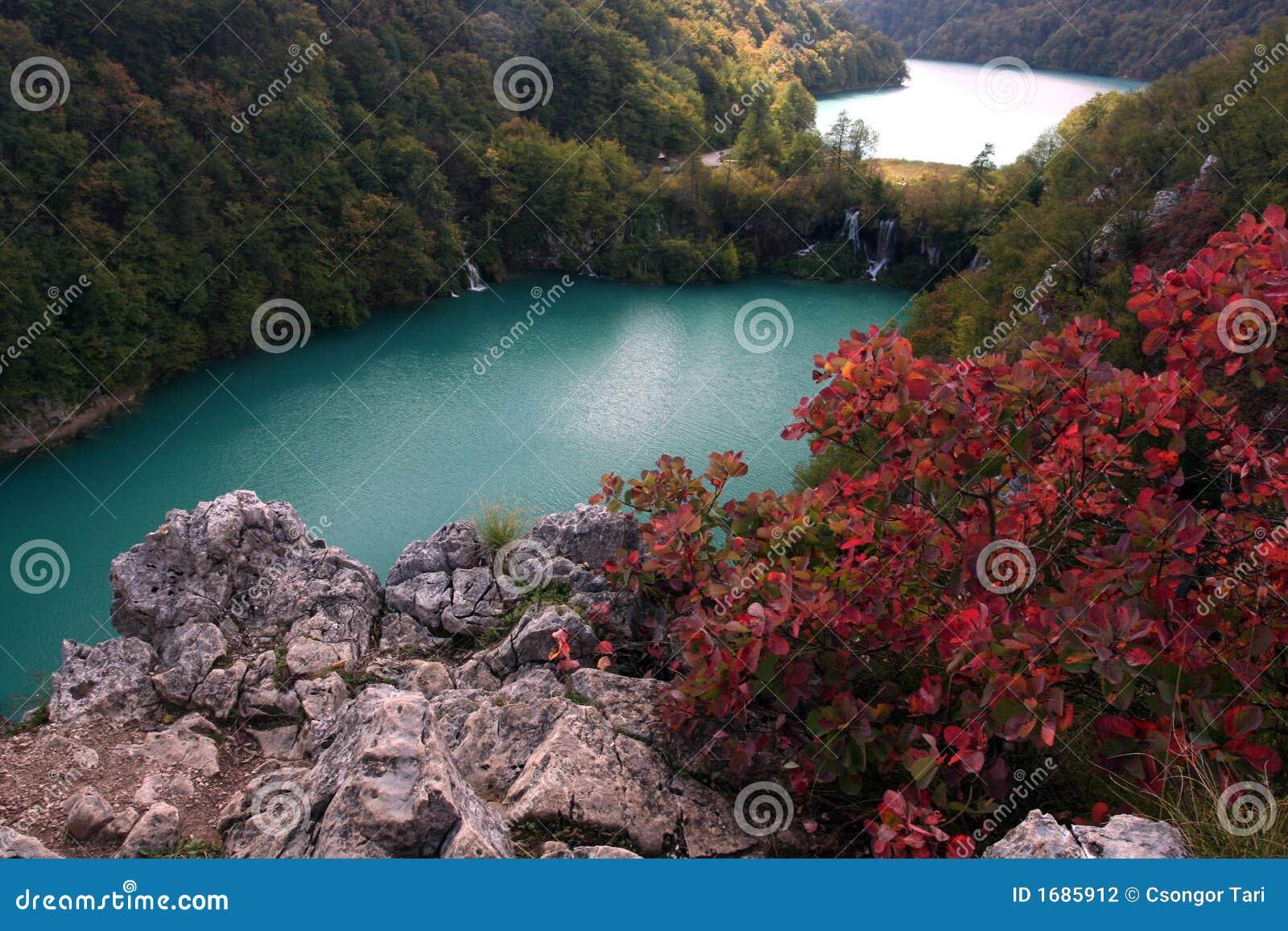 国家公园plitvice