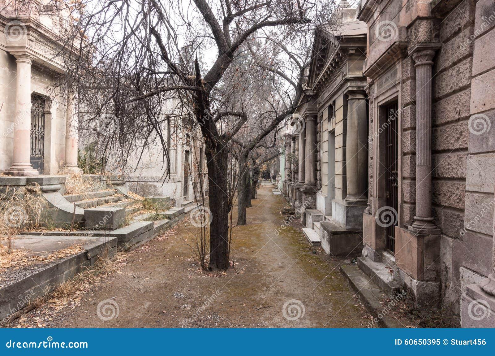 国家公墓(Cementerio一般de圣地亚哥),圣地亚哥,智利