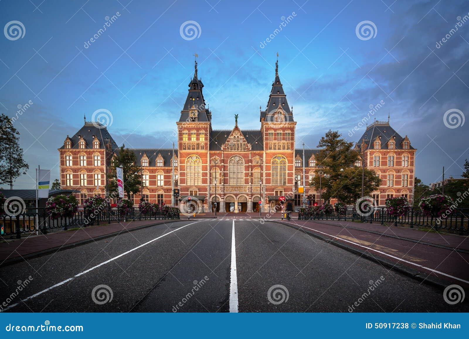 国家博物馆阿姆斯特丹