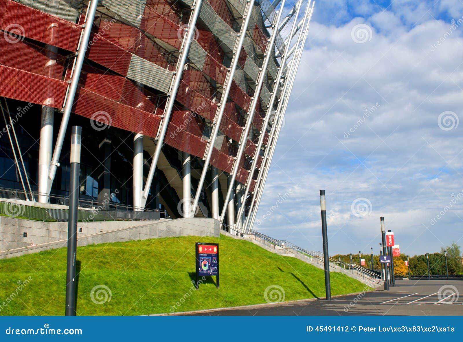 国家波兰体育场华沙