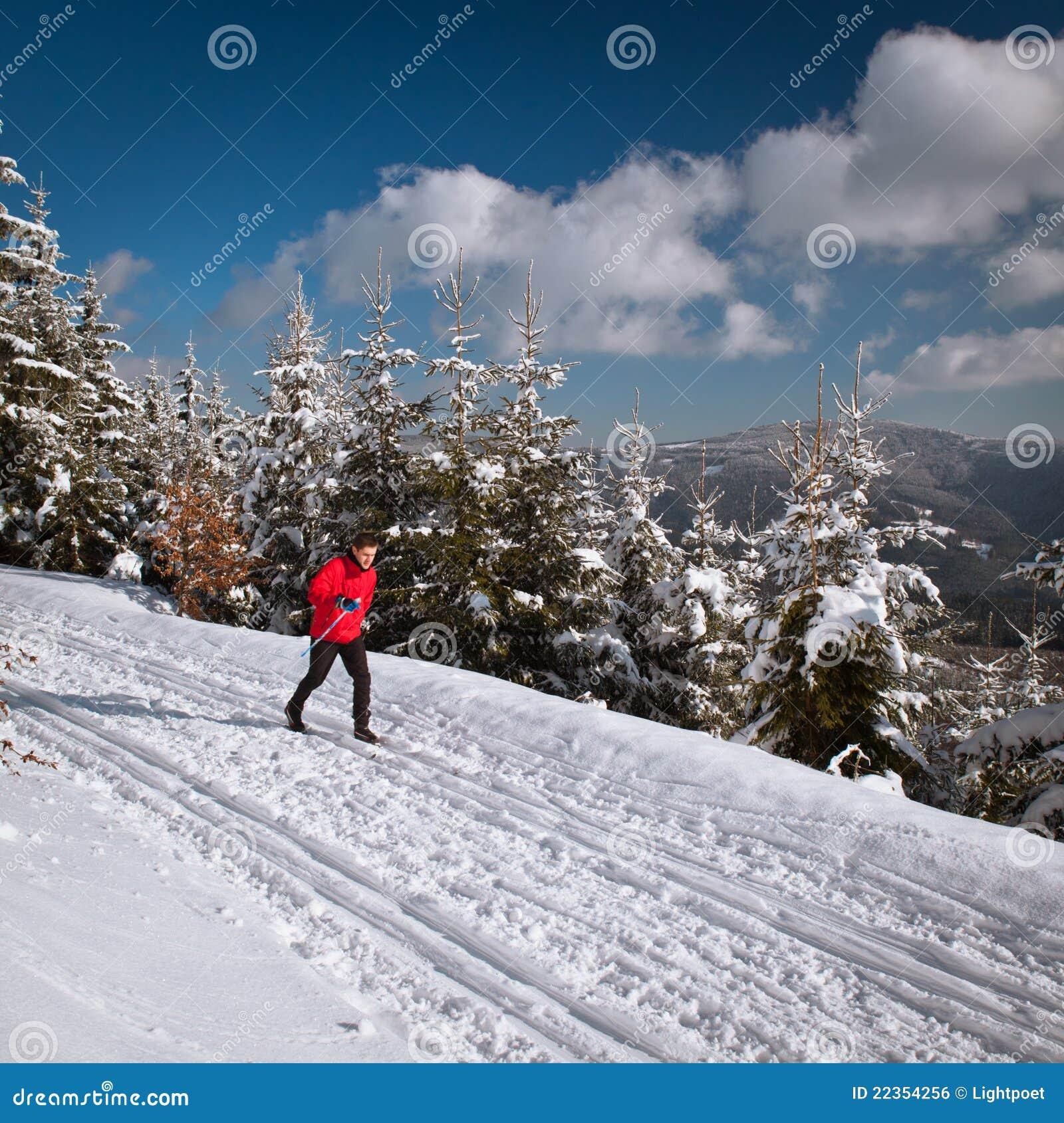 国家(地区)交叉人滑雪年轻人