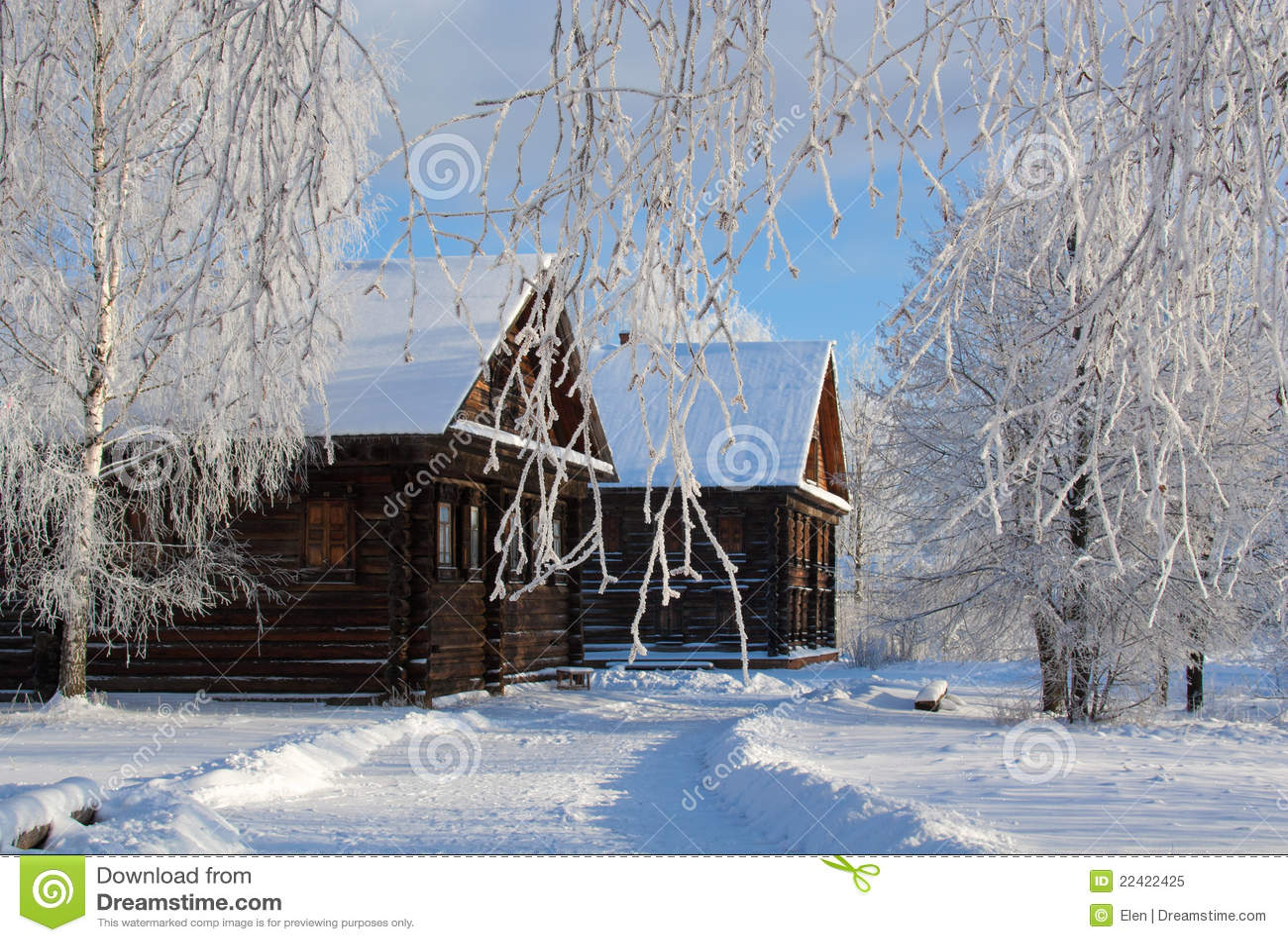 国家(地区)俄语冬天