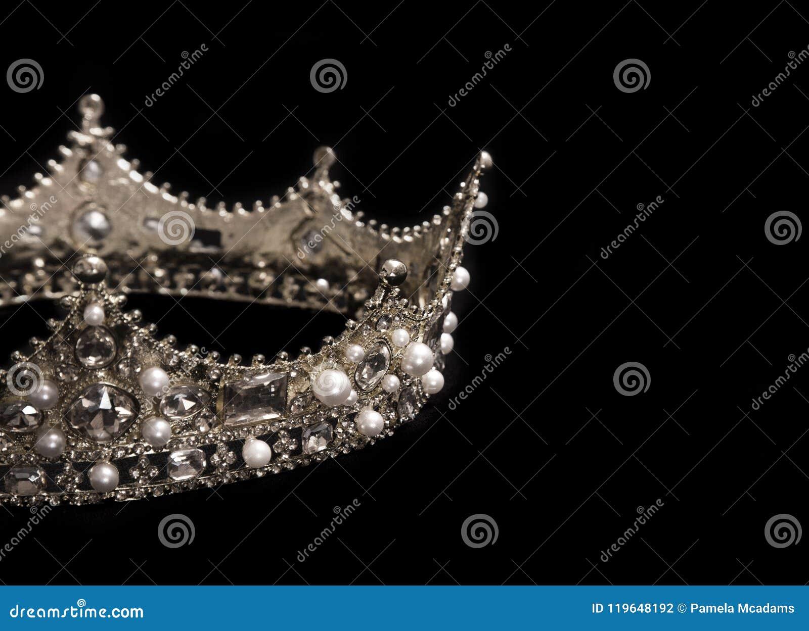 国王或女王冠