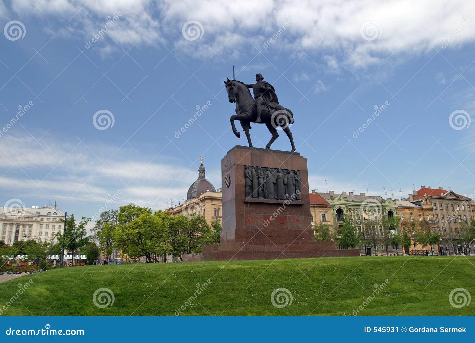 Download 国王雕象tomislav萨格勒布 库存图片. 图片 包括有 罗讷, 都市, 国王, 正方形, 克罗地亚人, 雕象 - 545931