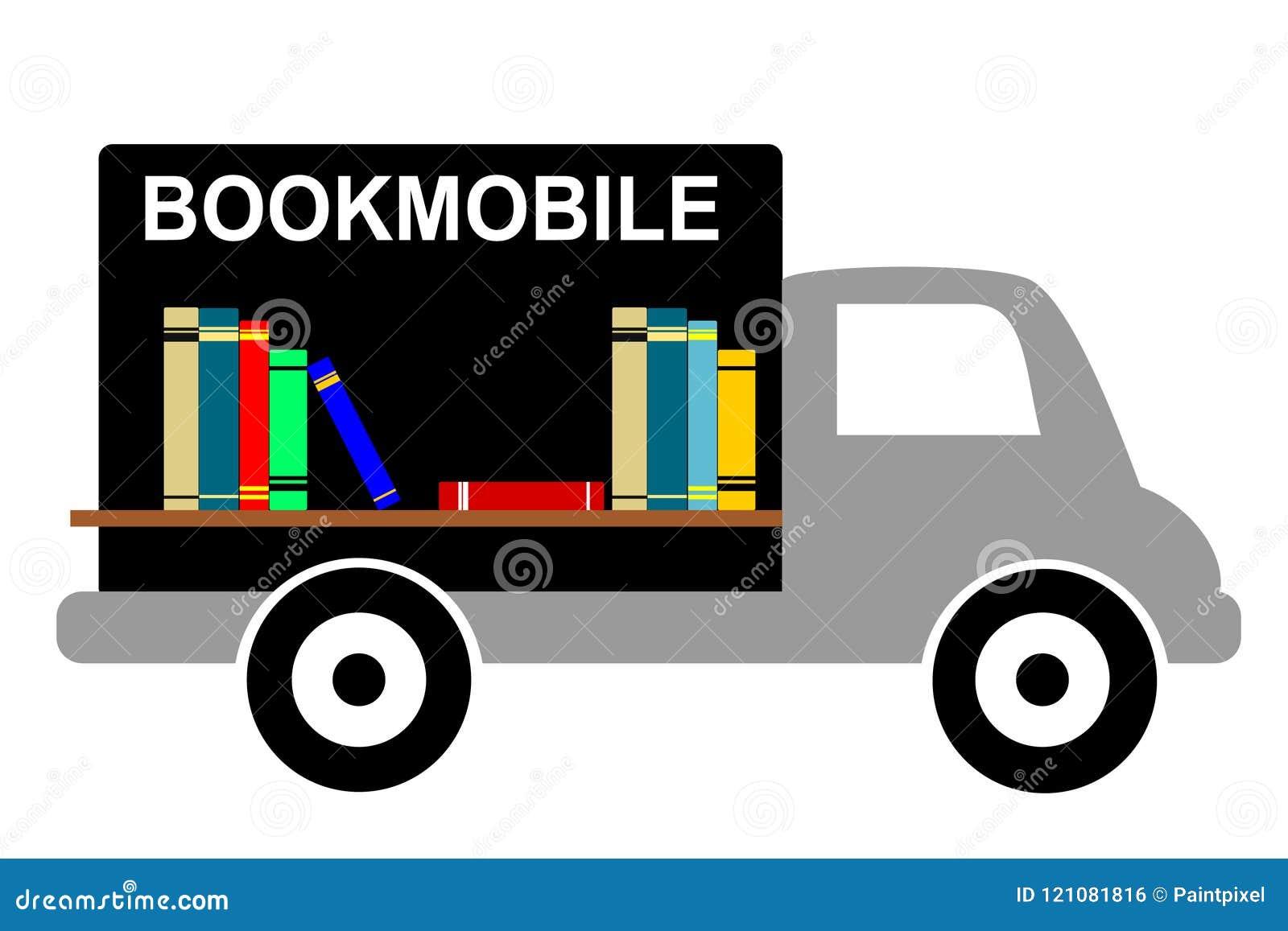 图书馆流动图书馆