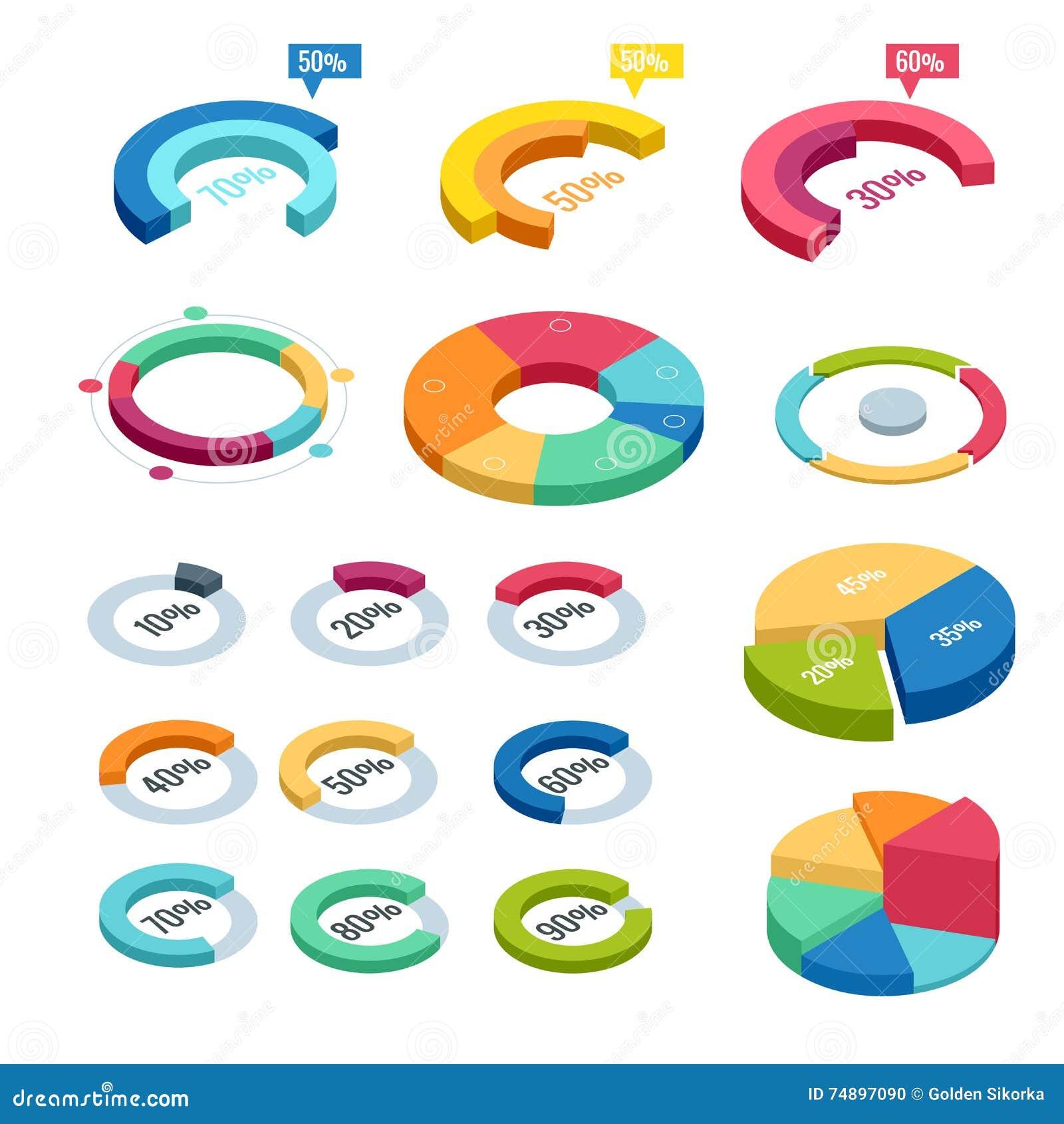 图和图表等量,企业图数据财务,图表报告,信息数据统计, infographic