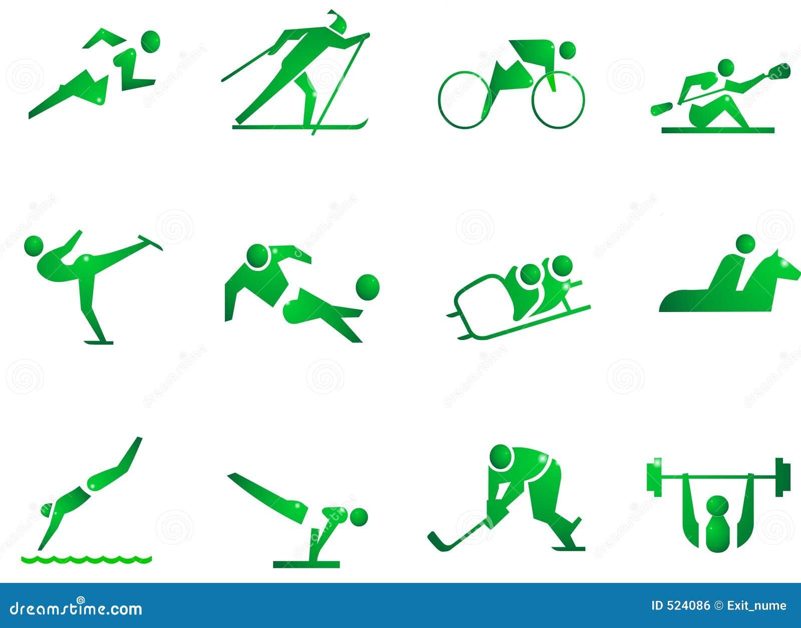 符号体育运动图标棒球日图片