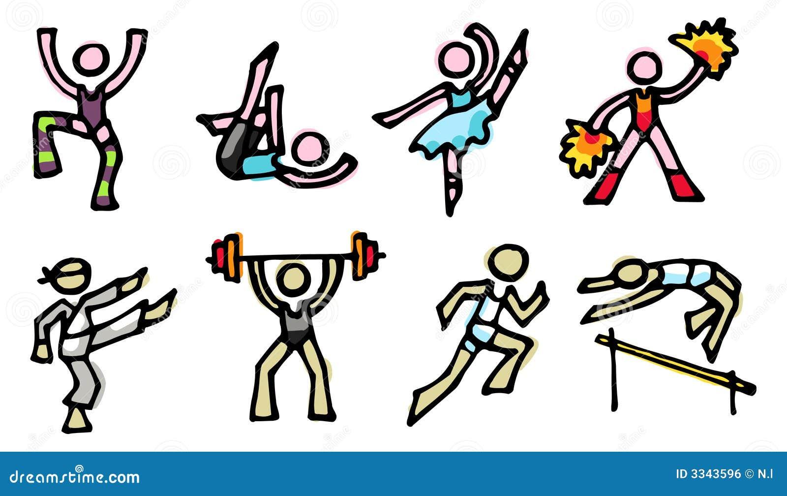 图标体育运动图片