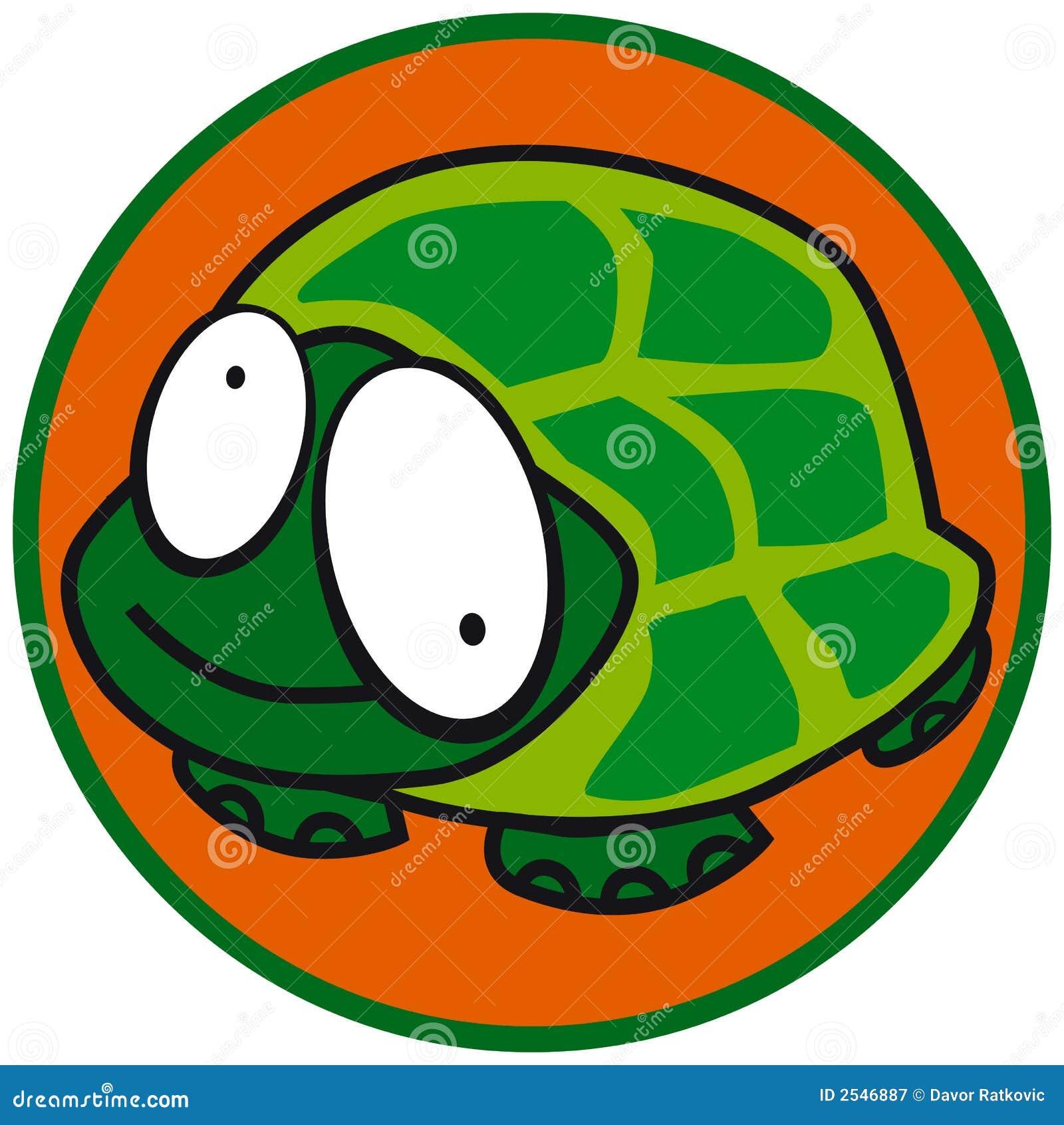 乌龟什么颜色好_颜色图标宠爱符号乌龟.