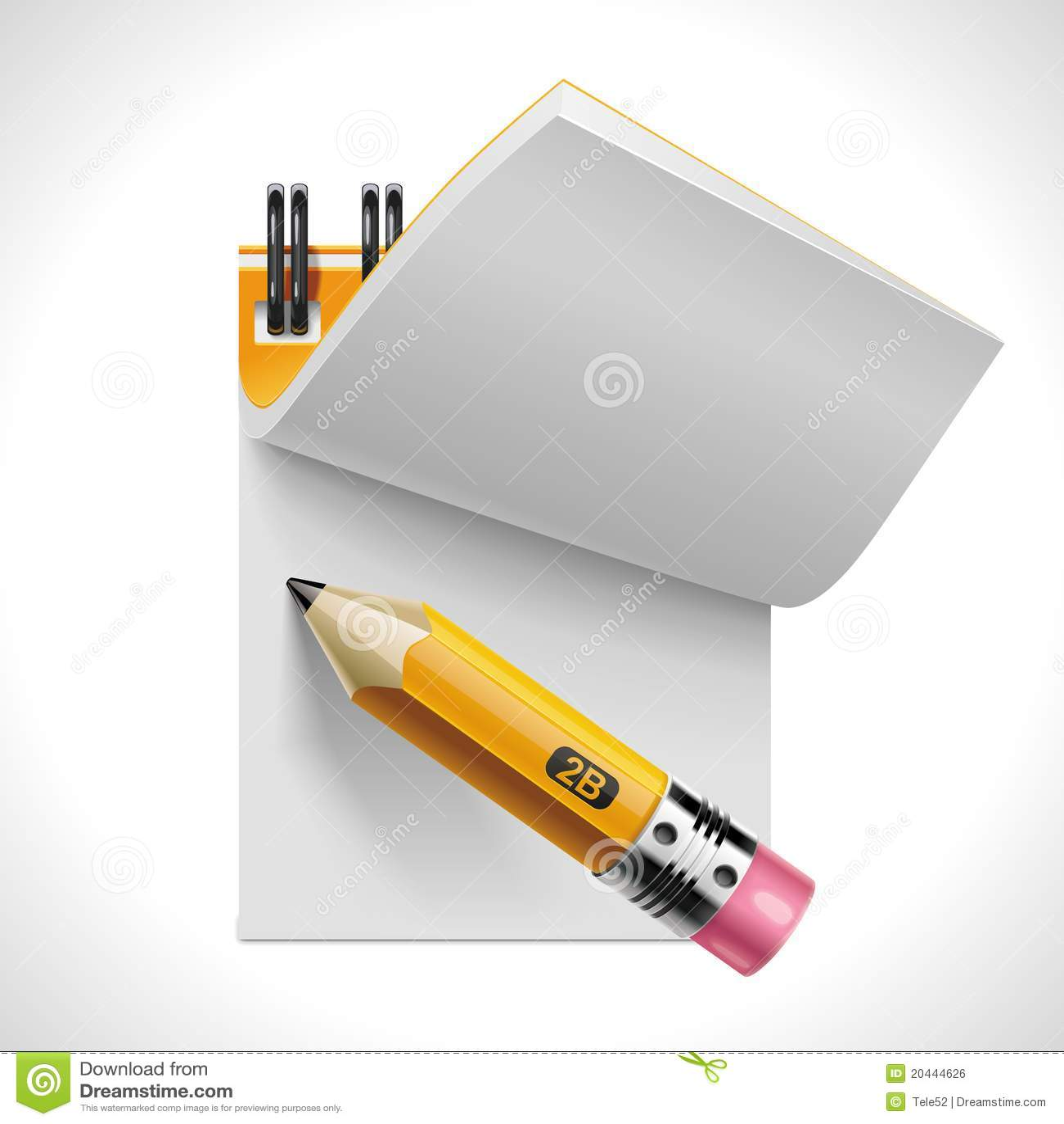 图标记事本开放铅笔向量xxl