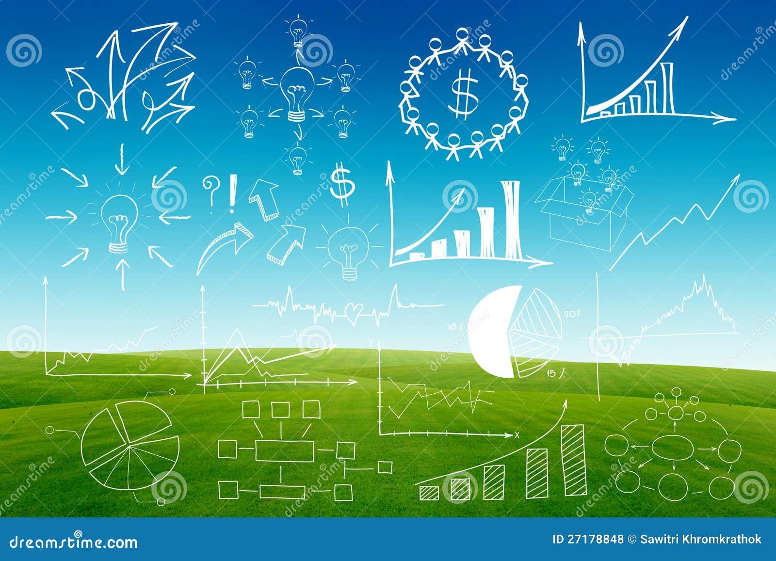 图画infographics要素图象和绘制