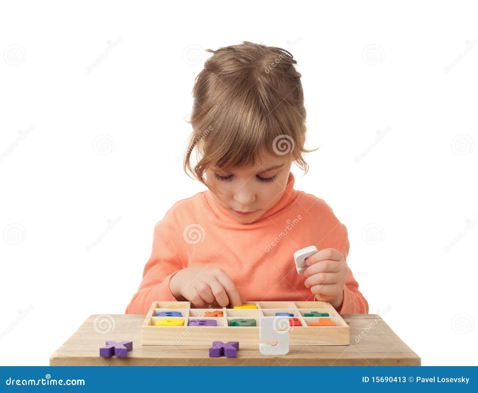 图表单女孩木数字的作用