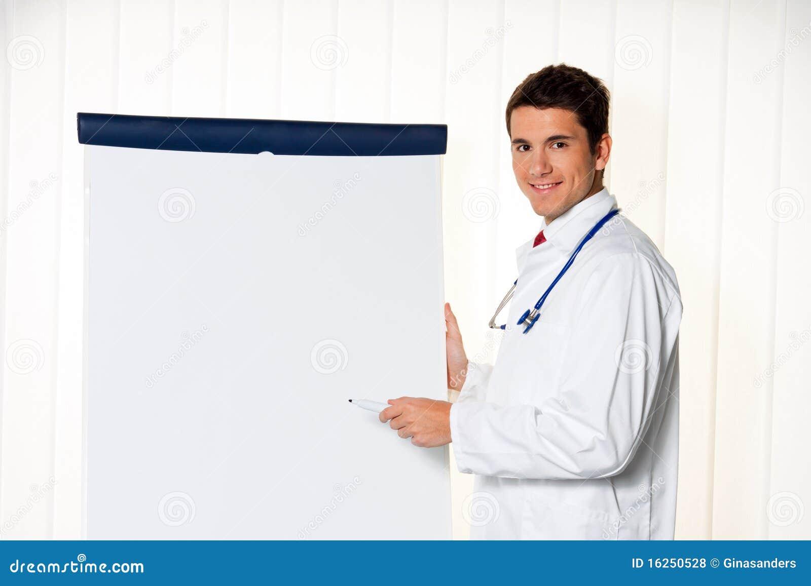 图表成功医生的轻碰