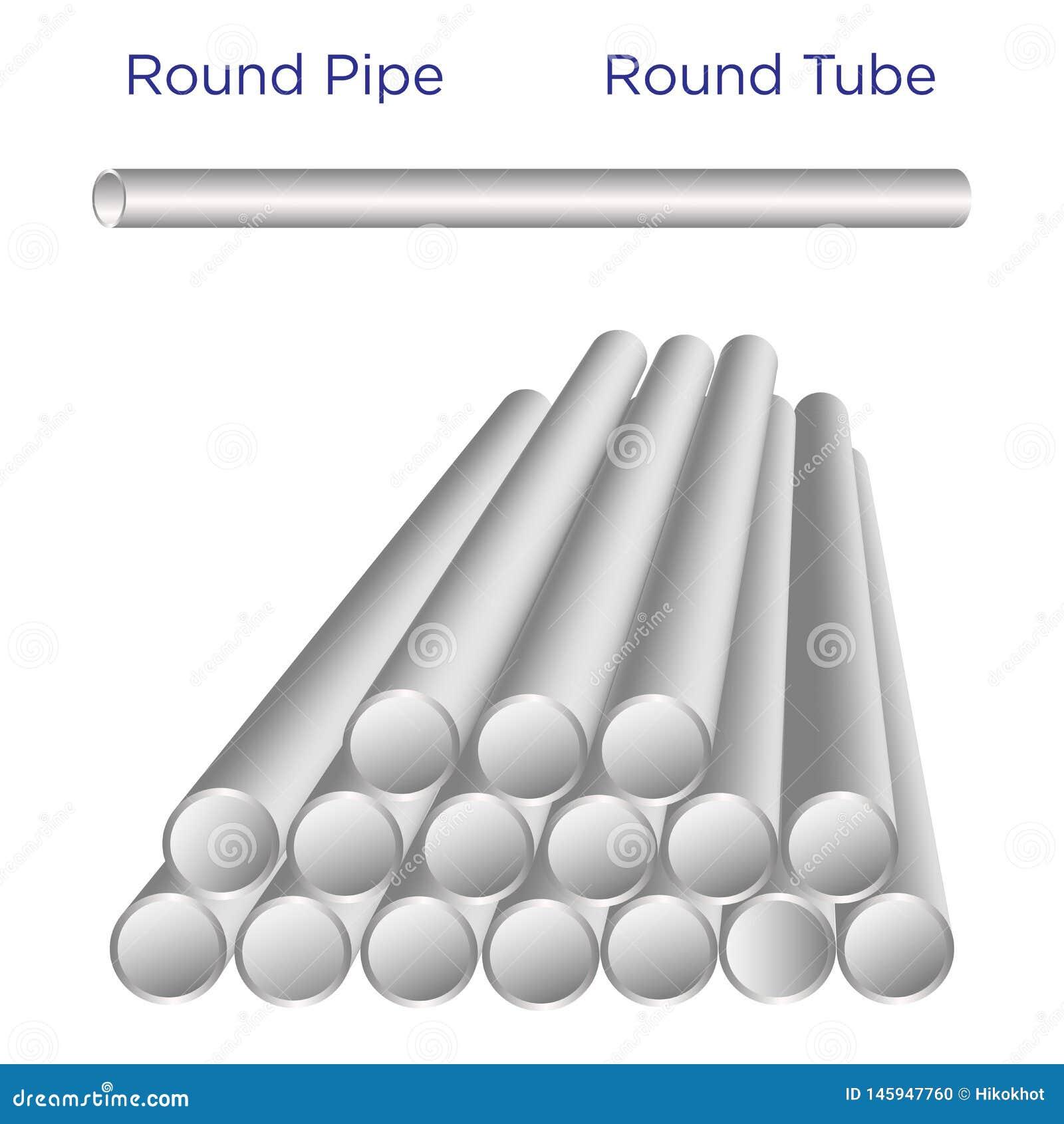 圆的钢管和圈子管,建筑业