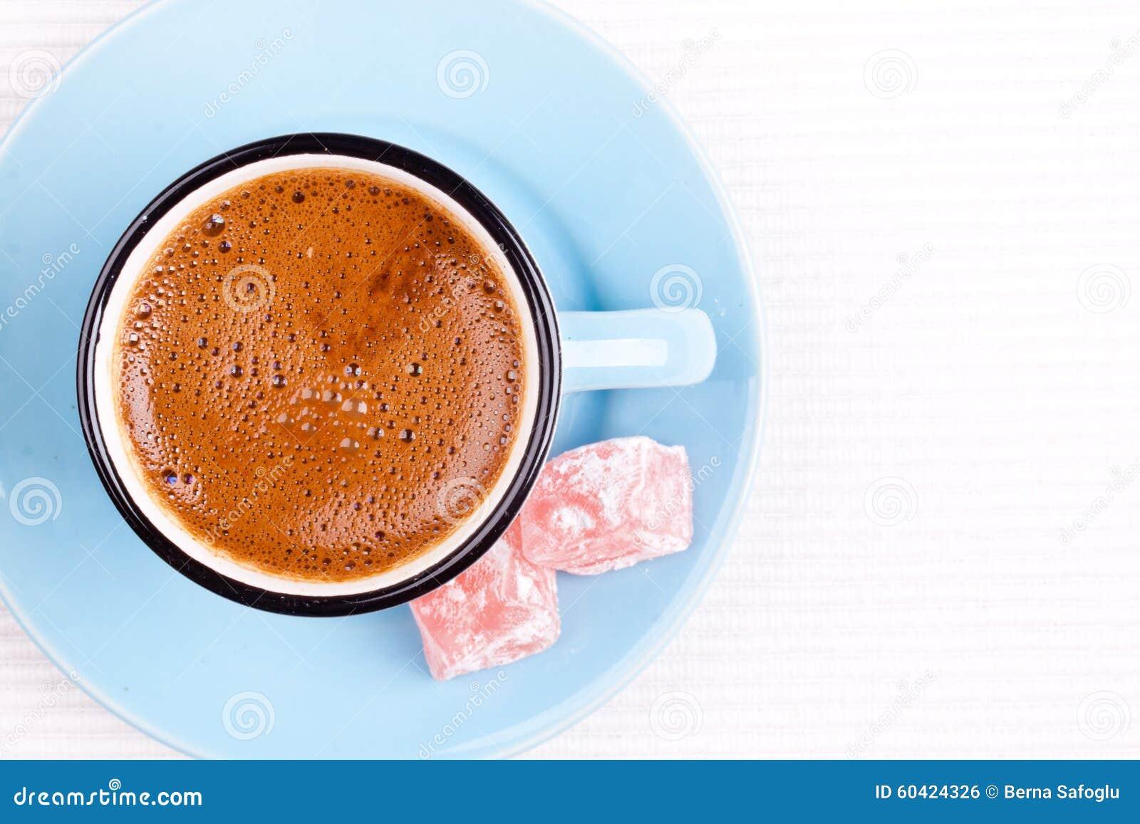 土耳其咖啡和delighr