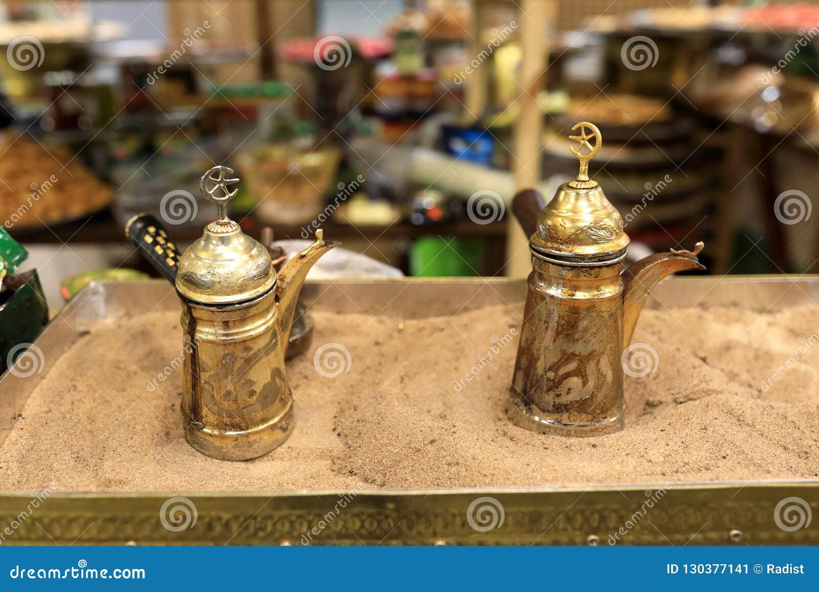 土耳其咖啡罐