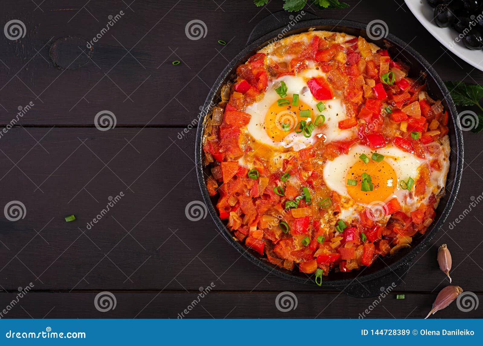土耳其早餐- shakshuka 荷包蛋 brunching