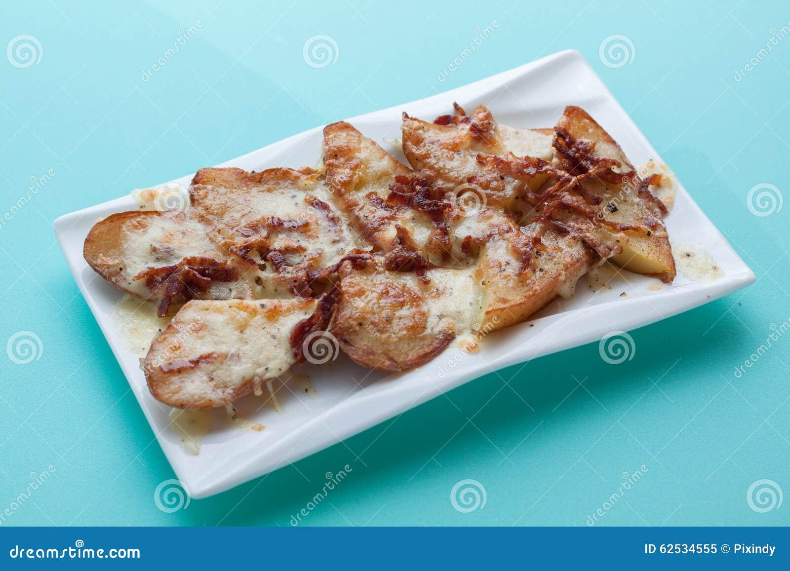 土豆乳酪烟肉