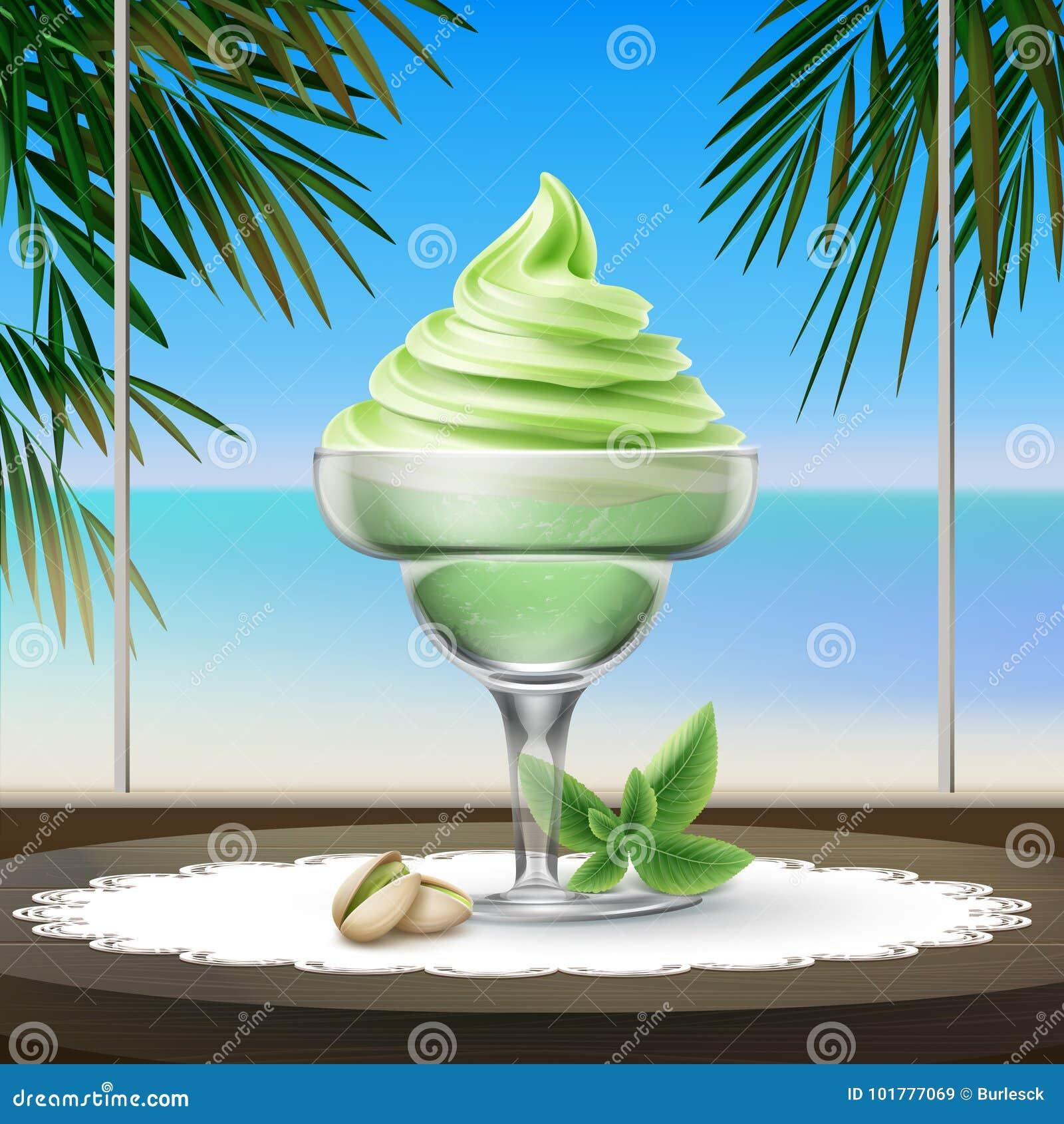 圣代冰淇淋冰淇凌