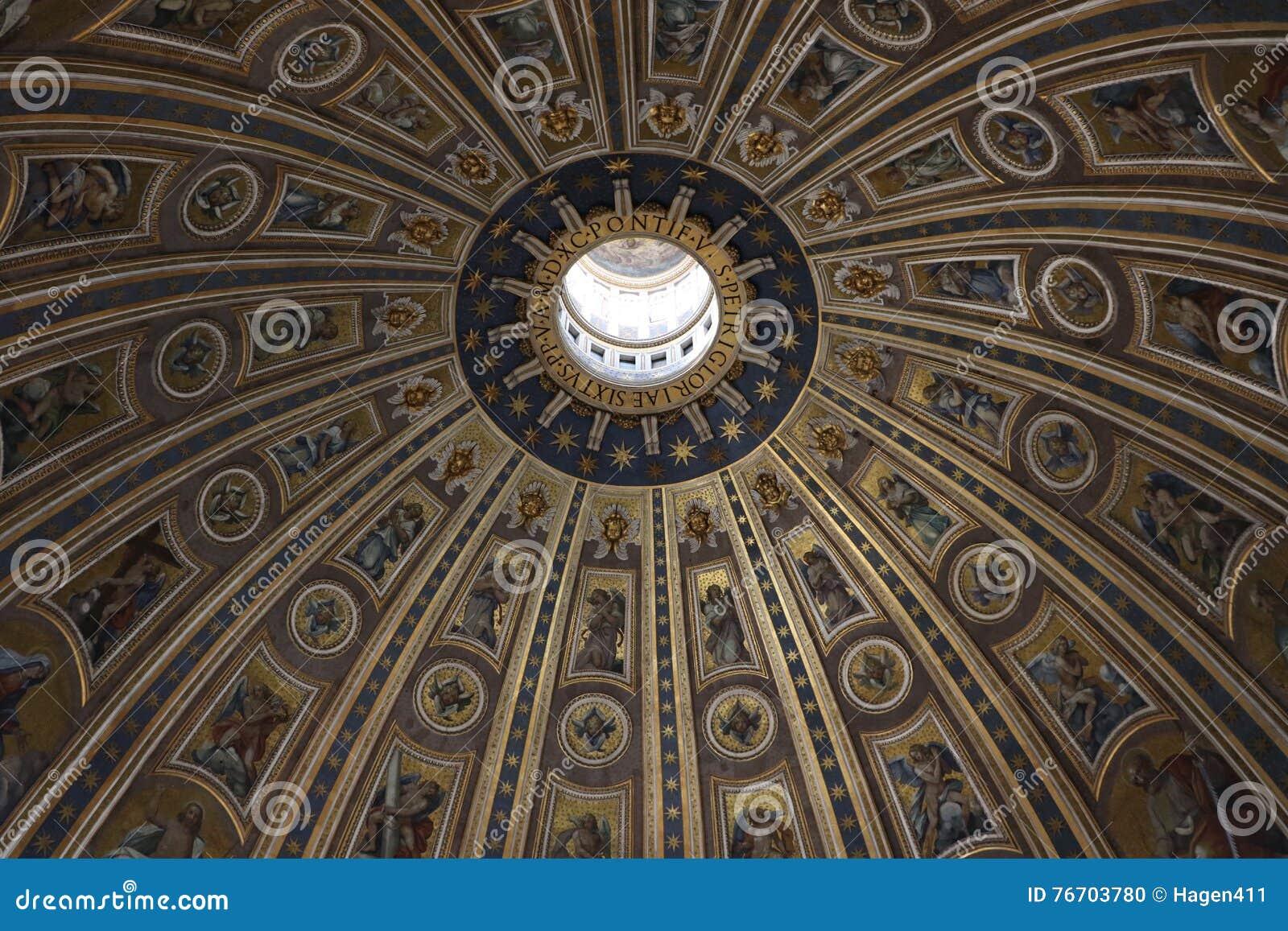 圣伯多禄圆屋顶